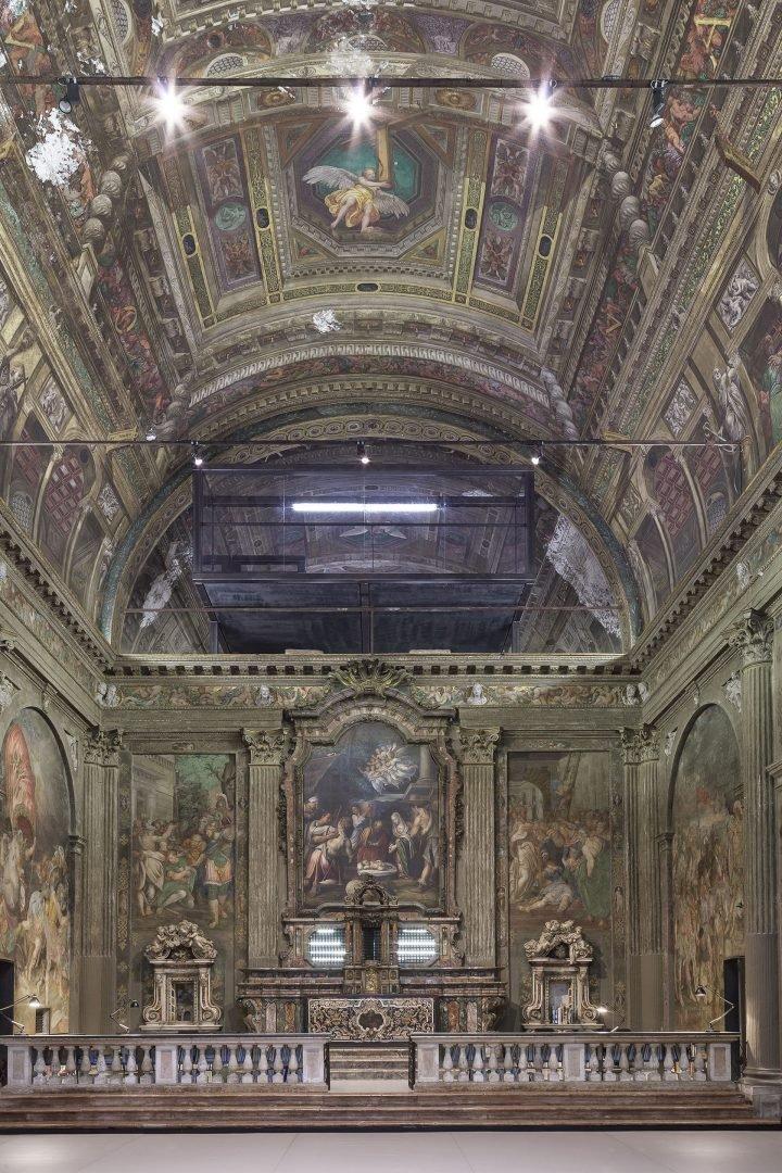 Church of San Paolo Converso<br />Locatelli Partners