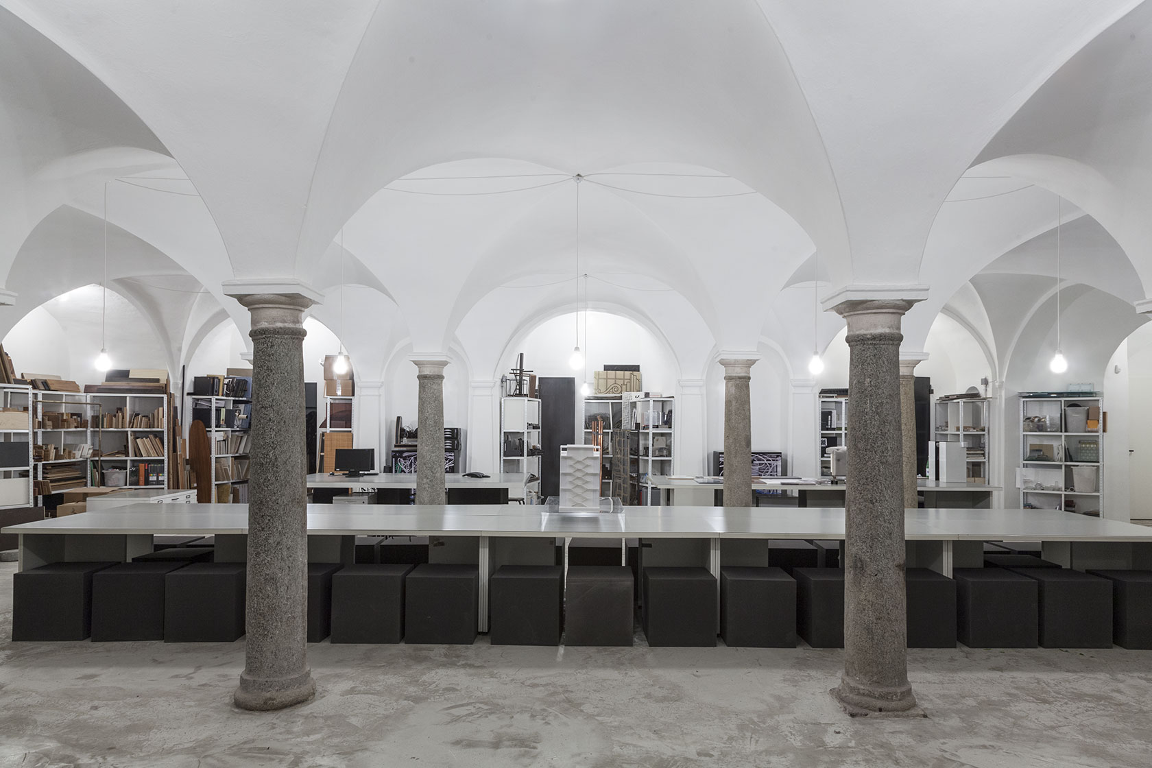 Church of San Paolo Converso<br />Locatelli Partners Office
