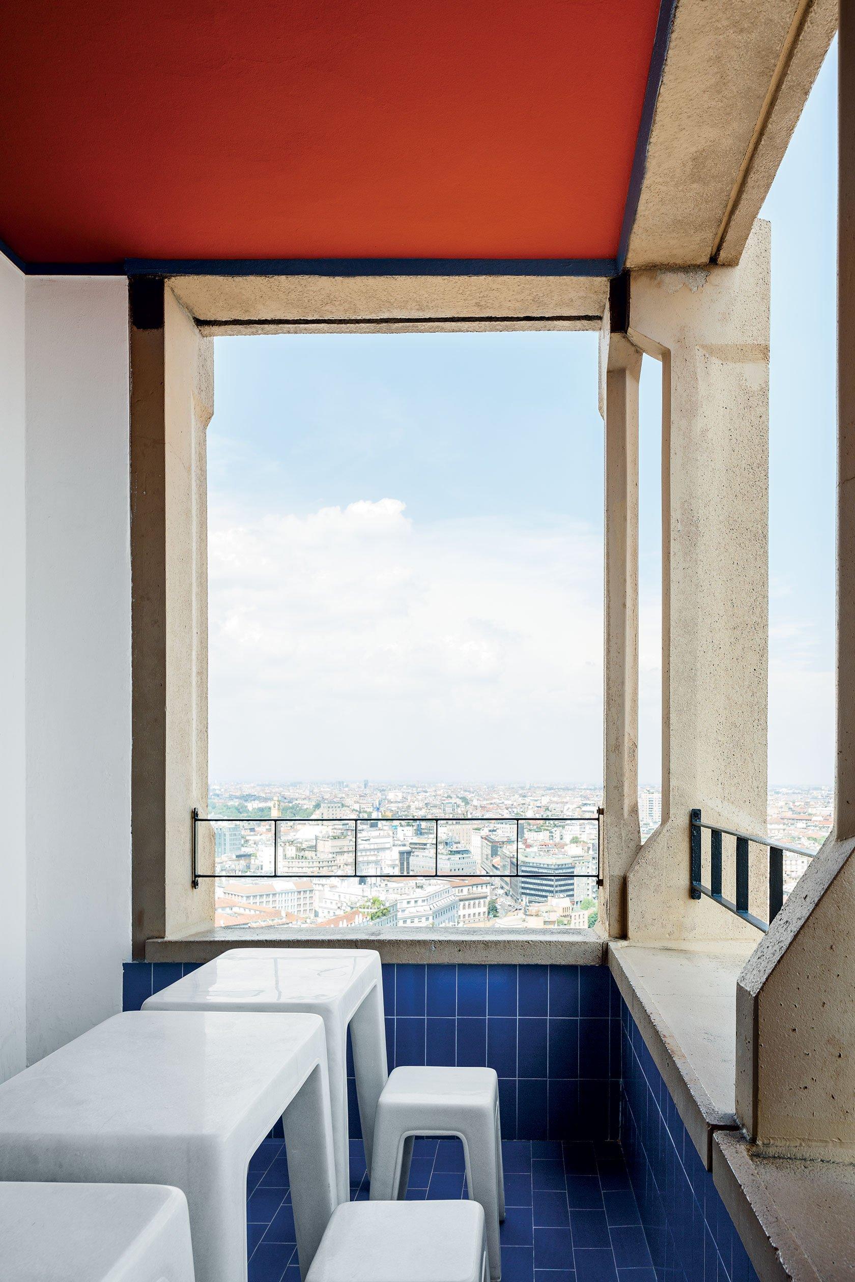 Apartment at Torre Velasca