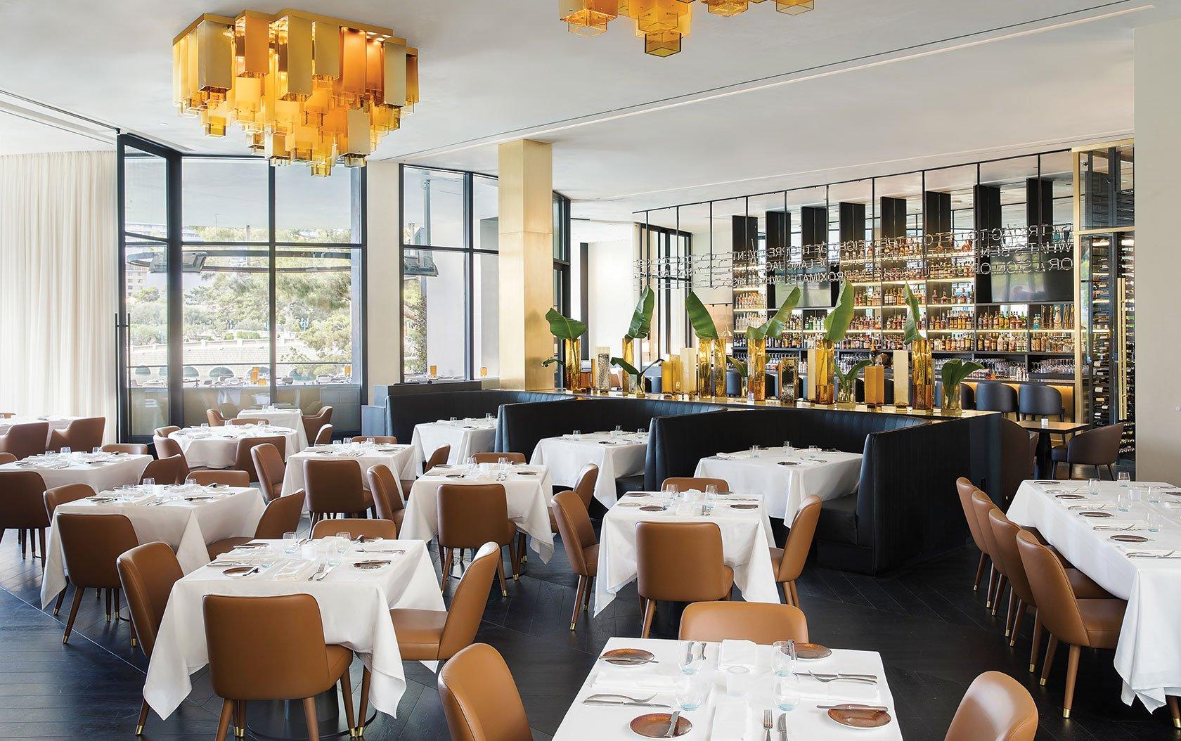 Spago Restaurant, Bellagio Hotel