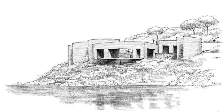 Villa Lu Tramontu Project