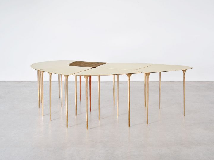 Golden West Lake table