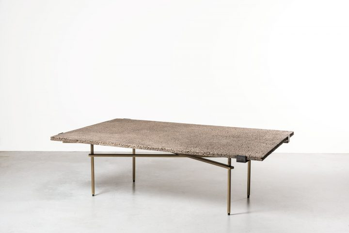 Cavalletto low coffee table